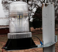 Electric Fence T-Post Bracket Mounted