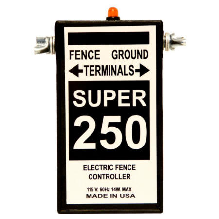 Fence Charger SilverStreak Super250